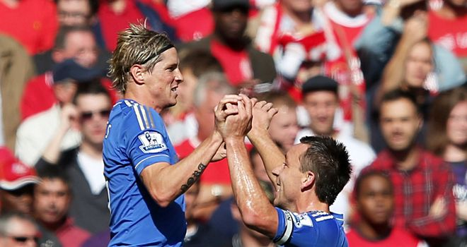 Fernando Torres: Feels Chelsea have come through their first big test