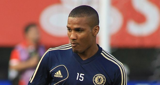 Florent Malouda: Looking forward to one last challenge when he leaves Chelsea