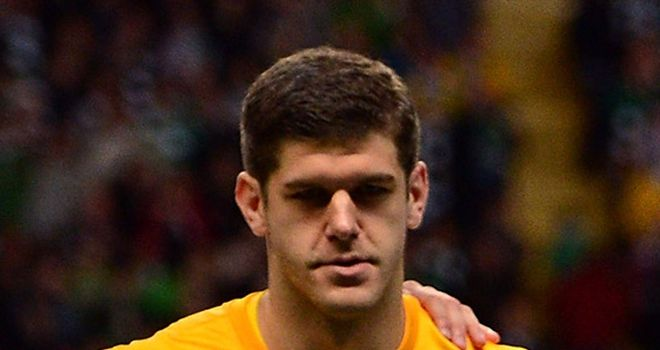 Fraser Forster: Celtic goalkeeper was watched by Ray Clemence on Wednesday