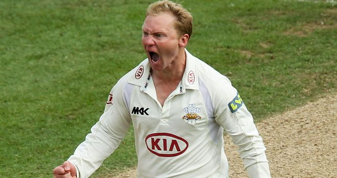 Gareth Batty: New deal at Surrey
