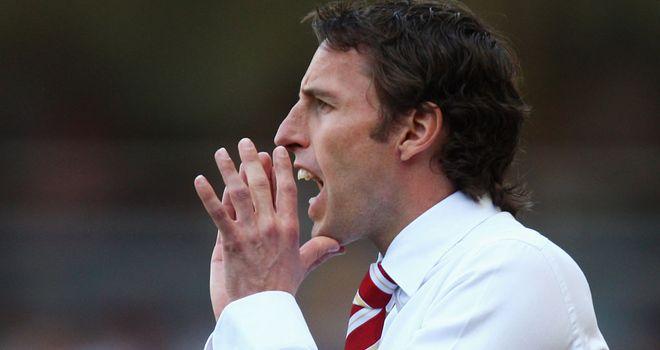 Gareth Southgate: Early favourite to replace Stuart Pearce as England U21 boss