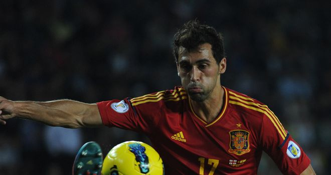 Alvaro Arbeloa: Expects tougher test against Italy this time