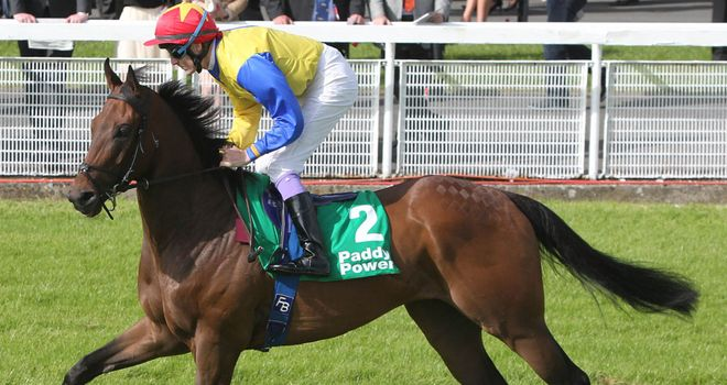 Lord Gordon Byron: One of 22 horses taken out of Ayr Gold Cup