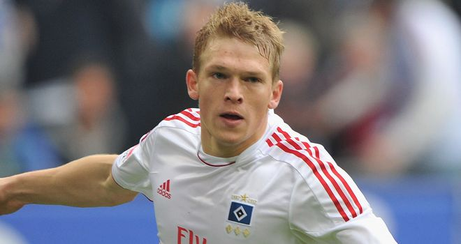 Artjoms Rudnevs: Goal hero for Hamburg
