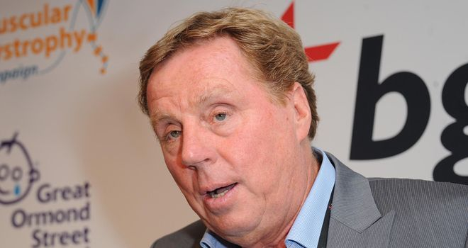 Redknapp has quashed talk of taking the reins at Blackburn
