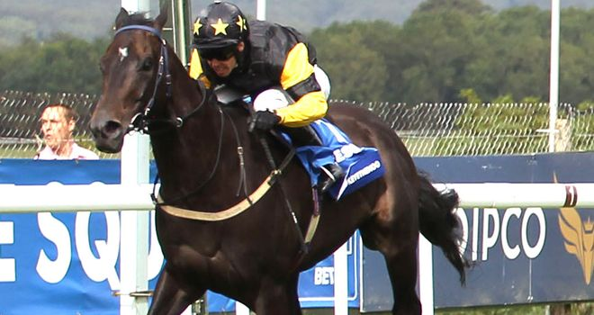 Hawkeyethenoo: On standby for the Longines Hong Kong Sprint