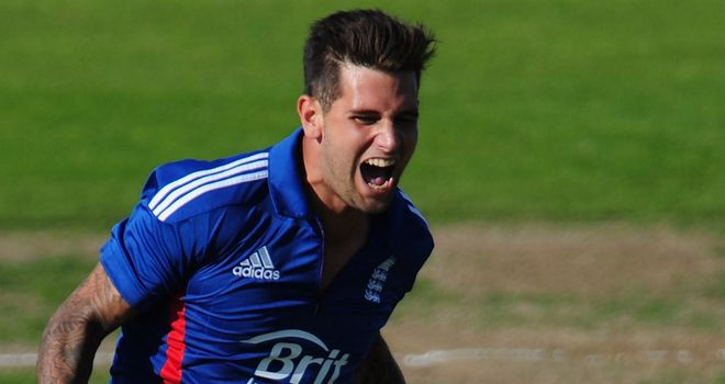 Jade Dernbach: May not play even if Bresnan is unavailable