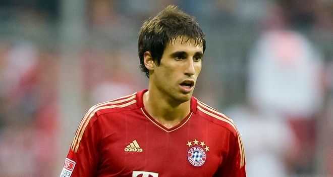 Javi Martinez: Thankful for support of team-mates