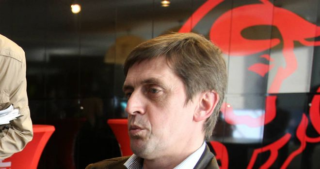 Jean-Francois de Sart: Standard Liege's technical director explains how the club have invested in youth