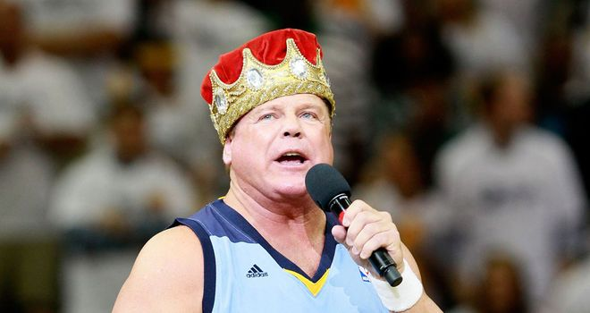 Jerry 'The King' Lawler: Recovering after heart attack