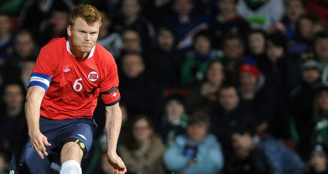 John Arne Riise: Has quit international football