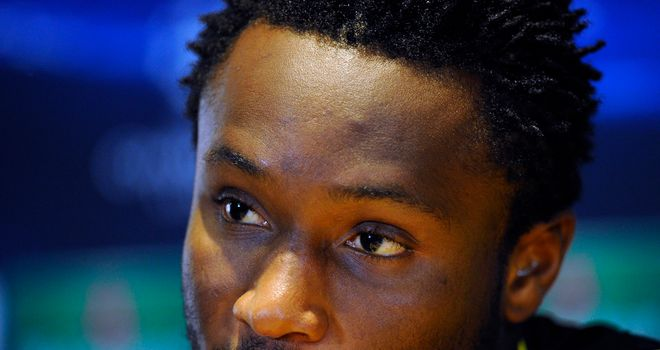 John Obi Mikel: New long-term deal at Chelsea