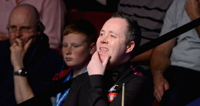 John Higgins: To tackle Shaun Murphy in the Shanghai Masters semi-finals