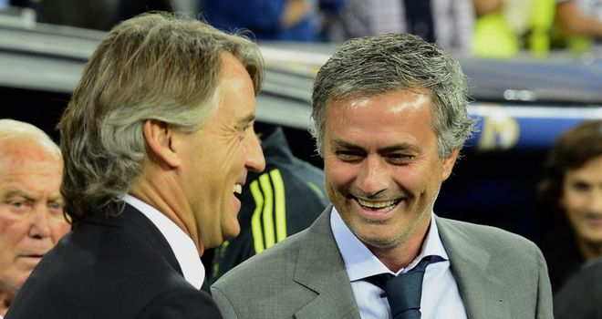 Jose Mourinho: Manchester City's failure 'not normal'