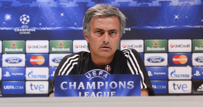 Real's Champions League form is relieving the pressure on Mourinho