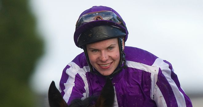 Joseph O'Brien: set for Curragh ride