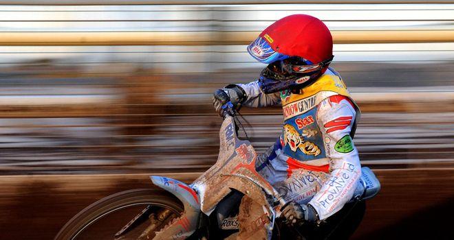 Can Birmingham's Josh Auty showcase his speed on Monday night?