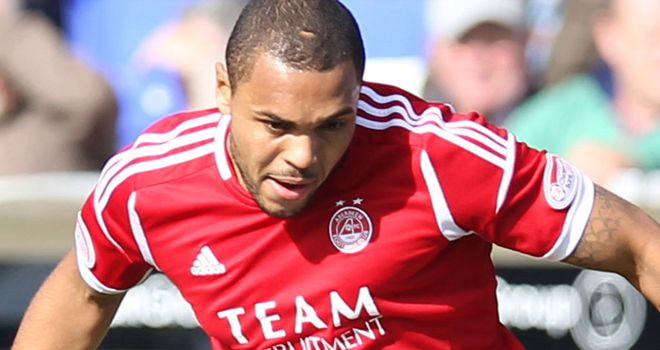 Magennis: Netted a late equaliser