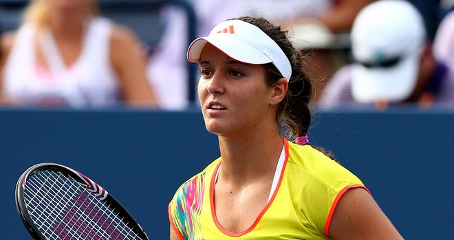 Laura Robson: To tackle Sorana Cirstea in the Guangzhou International Open semi-finals