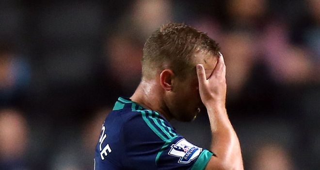 Lee Cattermole: 'He went to see the specialist and he has given him an injection'