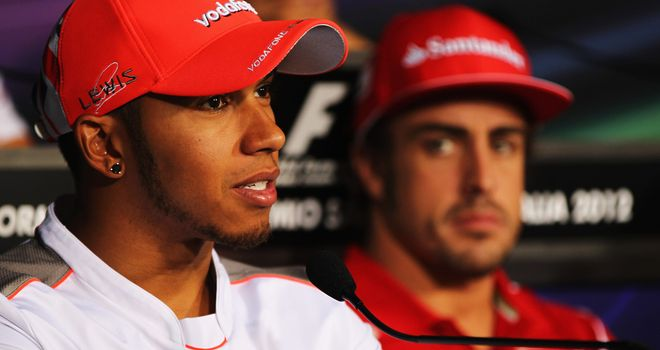 Lewis Hamilton: Says Alonso should be a three or four-times World Champion