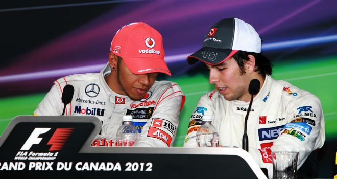 Lewis Hamilton and Sergio Perez to be questioned on Thursday