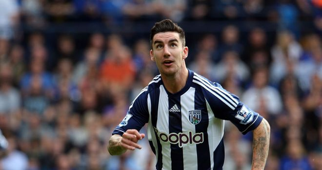 Liam Ridgewell: Facing a race against time to be fit for clash with Aston Villa