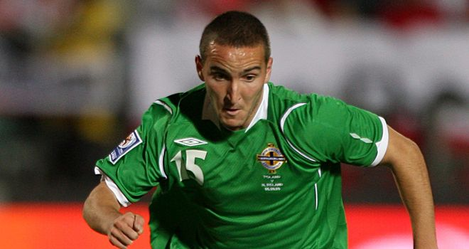 Martin Paterson: Striker wants to start for Northern Ireland
