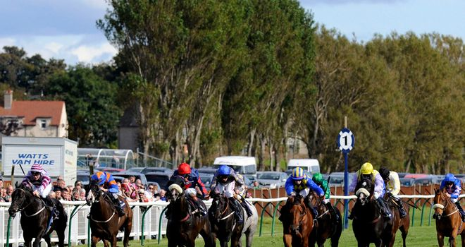 Ayr: Survived third inspection
