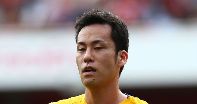 Maya Yoshida: Looking to impress the home faithful if he plays against Villa on Saturday