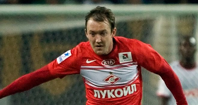 Aidan McGeady: Looking forward to Parkhead return with Spartak