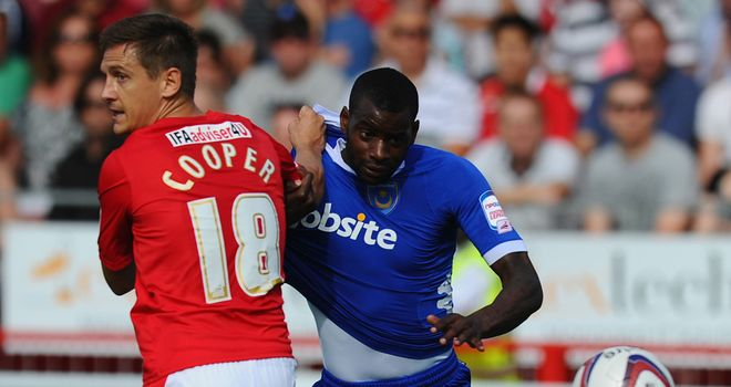 Shaun Cooper: Sticking with Pompey
