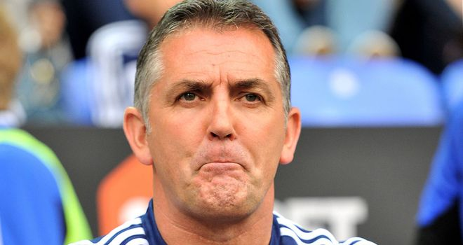 Owen Coyle: Delighted with the quality of his side's performance at Hillsborough