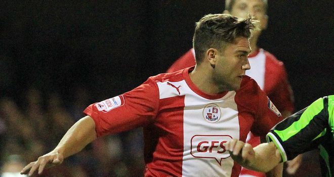 Neilson: Joins Grimsby on loan