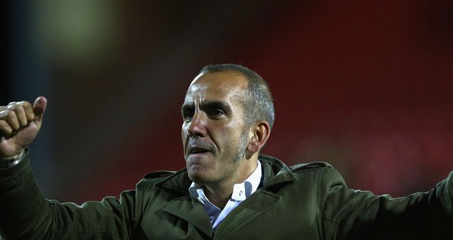 Di Canio: Pleased as punch