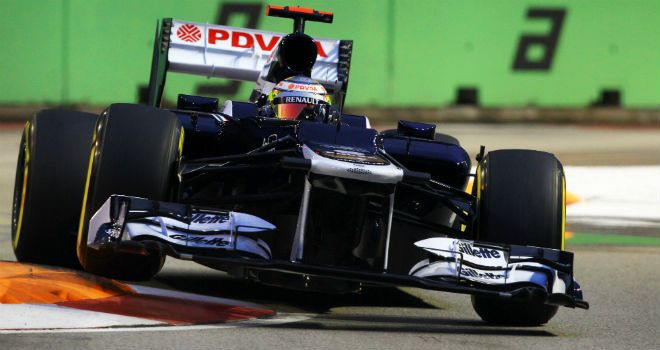Pastor Maldonado: Expect more fireworks from the Williams driver in 2013