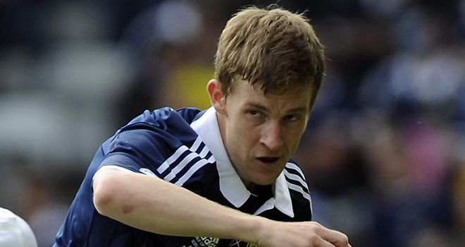 Paul Dixon: Late Scotland call-up