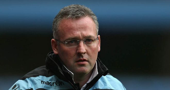 Paul Lambert: Ruled himself out of the running for the Scotland job