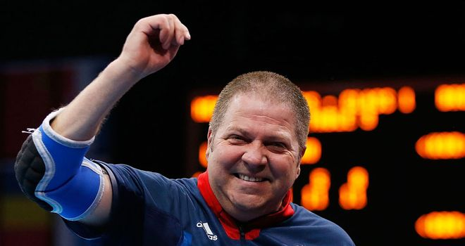 Paul Davies: Claimed GB's second table tennis medal on Monday