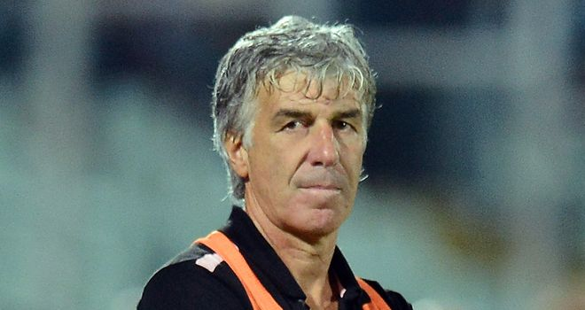 Gian Piero Gasperini: Sacked as coach of Palermo