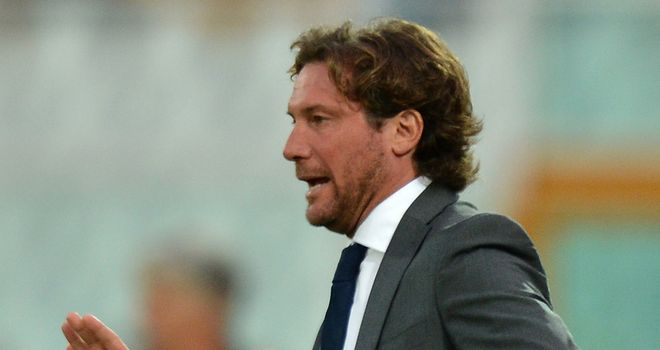Giovanni Stroppa: Has quit as Pescara head coach