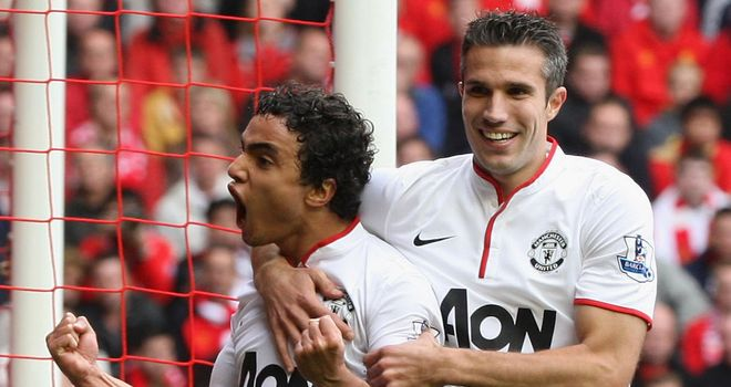 Rafael: Delighted to score such an important goal against Liverpool