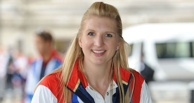 Rebecca Adlington: British swimmer won double gold in Beijing and double bronze in London