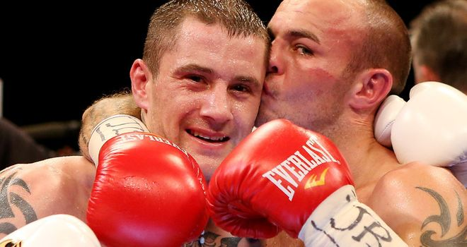 Ricky Burns: Back in action on December 15