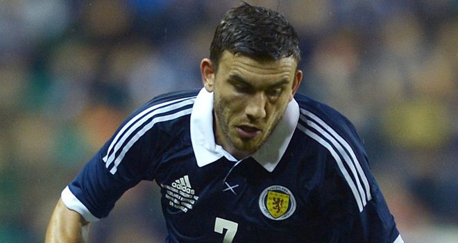 Robert Snodgrass: Believes Scotland have been unlucky in qualifying campaign