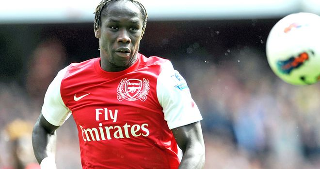 Bacary Sagna: Frenchman criticised Arsenal's decision to sell Alex Song in the summer