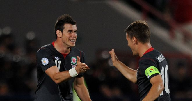 Gareth Bale: Will be fit to face Scotland, according to Hartson