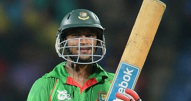 Shakib Al Hasan: Passed fit after shin surgery in February