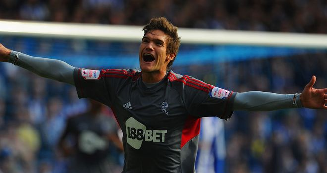 Marcos Alonso: Offered new deal by Bolton