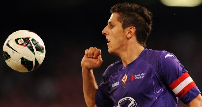 Stevan Jovetic: Highly-rated striker was linked with moves to Man City or Jeventus in 2012